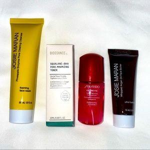 Skincare mini set